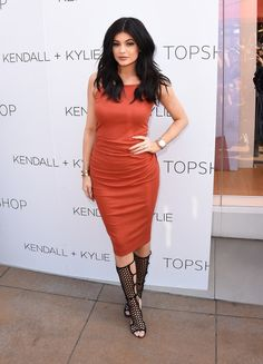 Kylie Jenner fête ses 18 ans en famille (Photos)