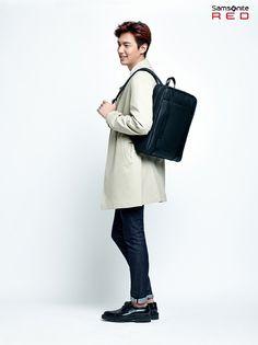 Lee Min Ho - Samsonite RED FW15