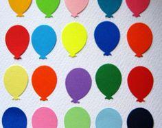 Cortado con tintas de punch de mariposa pastel 100 adornos