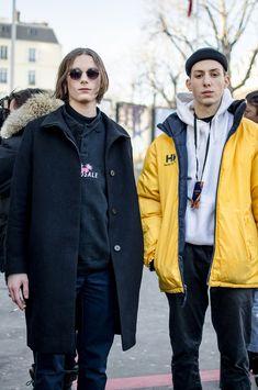 Paris Fashion Week (Ene. 2017) - Streetstyle (Día 5)