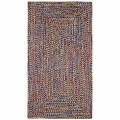 "Mill Creek Fiesta Bright Multi Rug Rug Size: 11'4"" x 14'4"" by Capel Rugs. $1627.00. 0850RS11041404900 Rug Size: 11'4"" x 14'4"" Features: -Technique: Braid.-Material: 100pct Polypropylene.-Origin: USA.-100pct Reversible.-20'' x 30'' concentric.-24'' x 36'' concentric.-2' x 8' concentric runner.-27'' x 48'' concentric.-2'3'' x 9' concentric runner.-36'' concentric square.-3' x 5' concentric.-4' x 6' concentric.-5' x 8' concentric.-5'6'' concentric square.-7' x 9' ..."