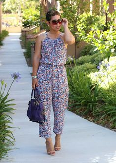 10 Fashionable Jumpsuit Sewing Patterns - GleamItUp