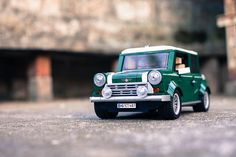 LEGO MINI Cooper 10242 | Flickr - Photo Sharing! Miniature Photography, Fruit Photography, Cute Photography, Creative Photography, Cool Pictures For Wallpaper, Lego, Photoshop Images, Miniature Cars, Photo Class