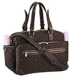 LV Diaper Bag