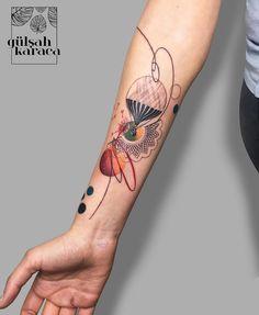 "Gülsah Karaca Tattoo - Istanbul Turkey CONCEPT : ""Blown Away By the Globe"" gulsahkaracatattoodesign@gmail.com"