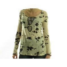 CUSTO BARCELONA Woman Long-sleeved T-shirt