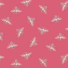 Bee Fabric, Fabric Glue, Cotton Fabric, Andover Fabrics, Quilting Thread, Thing 1, Rainbow Sprinkles, Bee Theme, Basic Grey