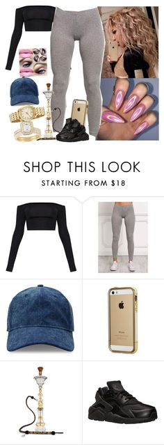 """""""."""" by melaninmonroee ❤ liked on Polyvore featuring Gents, NIKE and Tory Burch"""