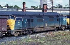 Railway Herald :: Imaging Centre :: 854 at Exeter MPD