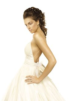 Aquage > Image Gallery > Luna Bridal - I remember my wedding like it was yesterday - this design was similar to how I wore my hair that day - but #Aquage does it so much better :)
