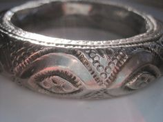 Hey, I found this really awesome Etsy listing at https://www.etsy.com/listing/185064674/vintage-omani-bracelet-silver-amuletic