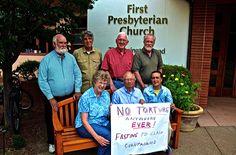 First Presbyterian Church San Anselmo fasting.