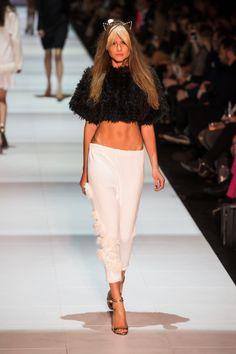 Garth Cook Autumn / Winter 2014. Melbourne Fashion Week
