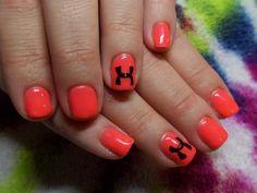 Under Armour gel polish nails