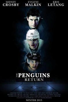The Penguins Return Pens Hockey, Hockey Mom, Hockey Teams, Hockey Players, Ice Hockey, Hockey Stuff, Sports Teams, Hockey Rules, Pittsburgh Sports