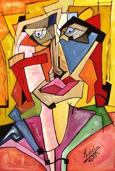 Pintura de Mangel Gatti