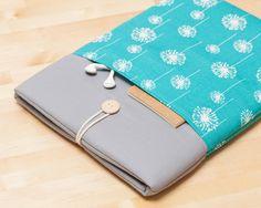 Notebook-Sleeves - Laptoptasche 13 zoll / Laptophülle, Macbook - ein Designerstück von nimoo bei DaWanda