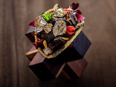 It's $25,000 of beef, caviar, and golden goodness at a gourmet Mexican restaurant in Cabo San Lucas.