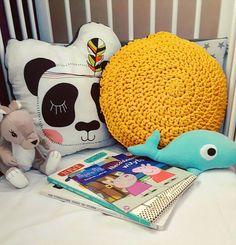 Baby cot ❤❤❤ #sznurekbawełniany #druty #handmade #recznierobione #lovecrocheting #knitting #dzierganie #crochet #diy #knitinstagram #handcrafted #cushion #miladruciarnia #kolor #cottoncord #cotton #instacrochet #crocheting #fabrics #knit #babycot #homemade #pattern #wzory #home #homedecor #knittinglove #nadrutach #i_love_rekodzielo