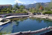 Orvis Hot Springs  Ridgway, CO  Near Ouray  Resort open year round  #colorado #hotsprings