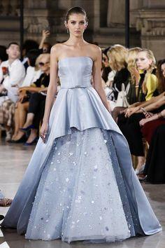 Georges Hobeika Fall 2016 Couture Fashion Show