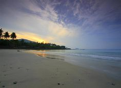 sunset at candi dasa,bali. by wazza71, via Flickr