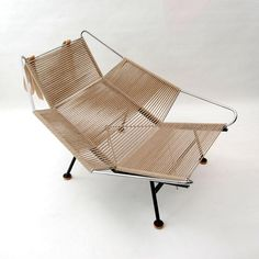 The Flag Halyard Chair by Hans J. Wegner from oljos-glass-concepts on RubyLUX