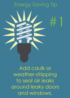 Energy Saving Tip #1 | rempfer construction Inc.
