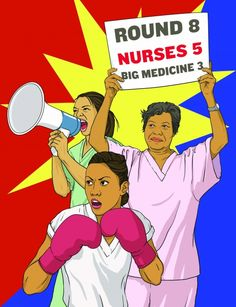 Filipino Nurses fight back against discrimination in the workplace!