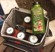 Sample one day juice cleanse tailored