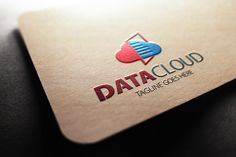 Check out Data Cloud Logo by samedia on Creative Market