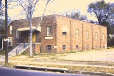 Old Berean Assembly of God Church, Des Moines IA, 50s