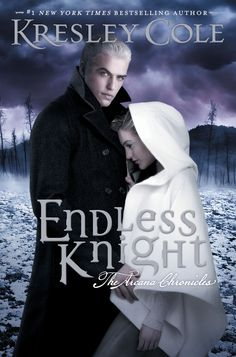 Endless Knight (Arcana Chronicles, book by Kresley Cole - book cover, description, publication history. Ya Books, I Love Books, Good Books, Books To Read, Kresley Cole, Books For Teens, Book Authors, Romance Books, Book Series