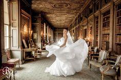 """Lighter Than Air"" - Susan Neville Wedding Dress - Paradise @suzanneneville"