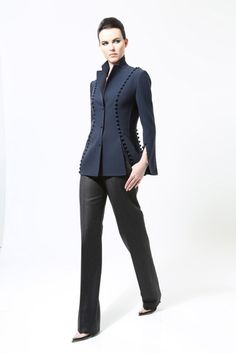 Ralph Rucci Pre-Fall 2013 Collection Slideshow on Style.com