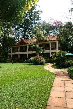 Mennonite guesthouse in Nairobi, Kenya Nairobi, Kenya, Sidewalk, History, Places, People, Travel, Walkways, Viajes