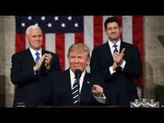Body Language: Donald Trump Congressional Speech - Published on Mar 1, 2017 We focus on the crowd see the real strength and numbers of the liberals .