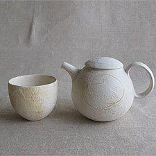 IZUMO utsuwa 西川聡 陶器作品 ポット
