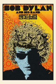 loeilouvert-chuck-sperry Bob Dylan