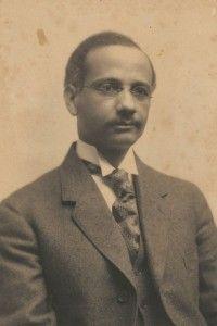 Dr. Solomon Carter Fuller (1872-1953), the first black psychiatrist in the United States.