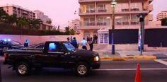 [VÍDEO] Encuentran cadáver frente hotel en el Condado...