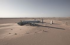 Abandoned Aircraft | Abandoned airplane wrecks photographed by Dietmar Eckell
