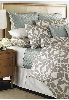 Barbara Barry® Poetical Duvet Cover, Cotton Twin duvet cover measures W x L. Queen duvet cover measures W x L. King duvet cover measures W x L. Home Bedroom, Master Bedroom, Bedroom Decor, Bedroom Ideas, Bedroom Colors, Design Bedroom, 100 Cotton Duvet Covers, King Duvet, Queen Duvet