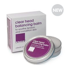 clear head balancing balm, migraines