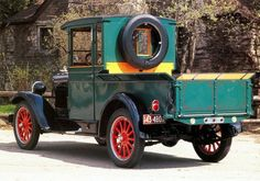 1928 cars of the world   ... Chevy pick up 1928 Classic Chevy 1928 -VINTAGE WORLD » Blog Archive