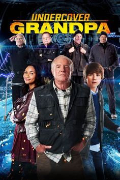 Watch Undercover Grandpa (2017) Full Movie Online Free