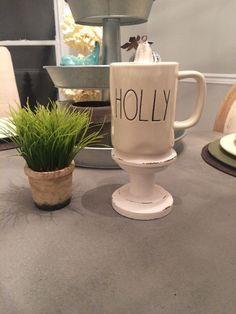 Rae Dunn *Holly* Oversized Mug *New*  | eBay