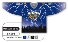 07d57d466 Wicked Cool Sublimated Hockey Jersey Designs