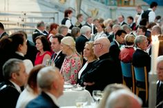 May 14, 2014 the 200th anniversary of Norwegian constitution the Royal attended a ceremony at Oslo City Hall