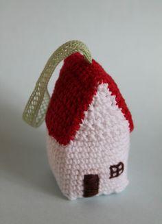 Amigurumi House - FREE Crochet Pattern / Tutorial